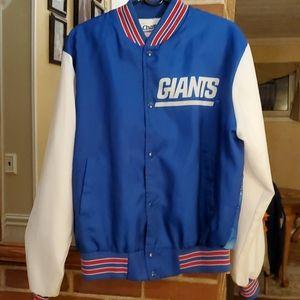 Vintage chalkline New York Giants jacket